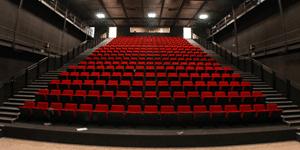 Vista del teatro
