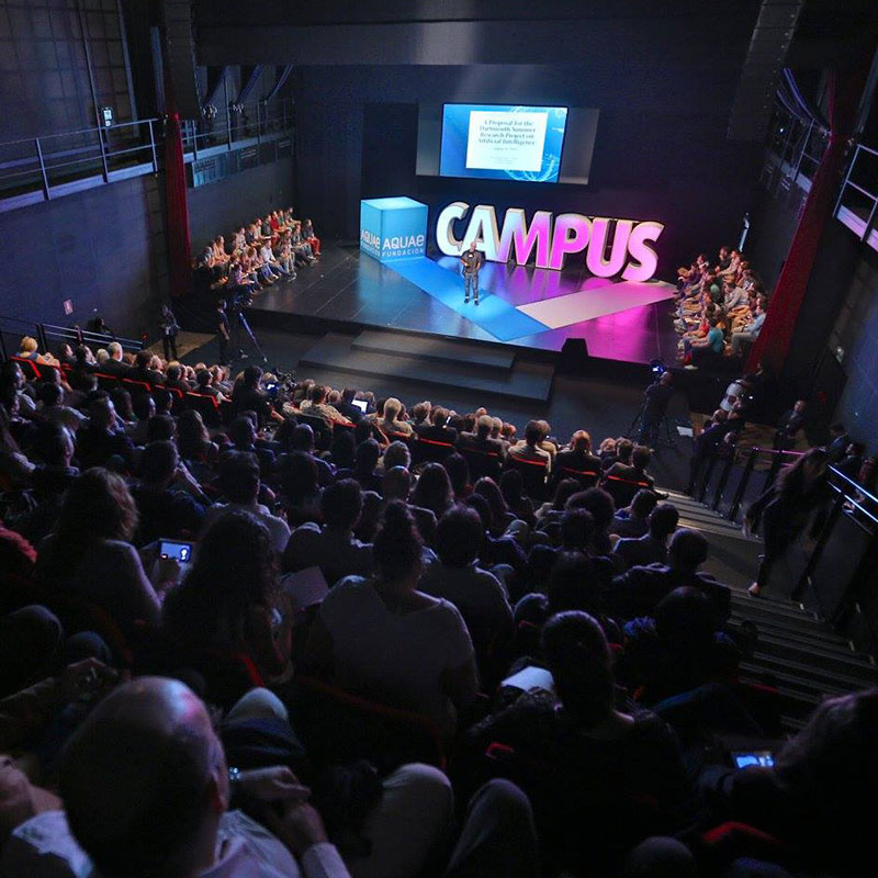 Evento en el Teatro CAJAGRANADA