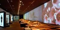 Vista del interior del Museo CAJAGRANADA