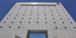 Edificio Pantalla
