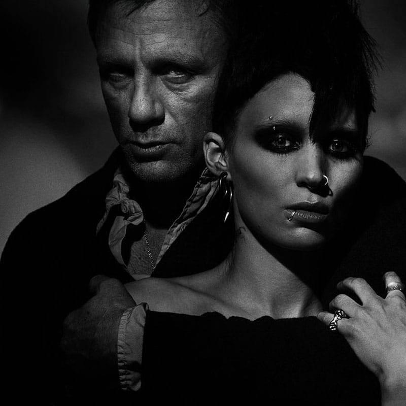 """Fotograma de la película """"Millennium: Los hombres que no amaban a las mujeres"""""""