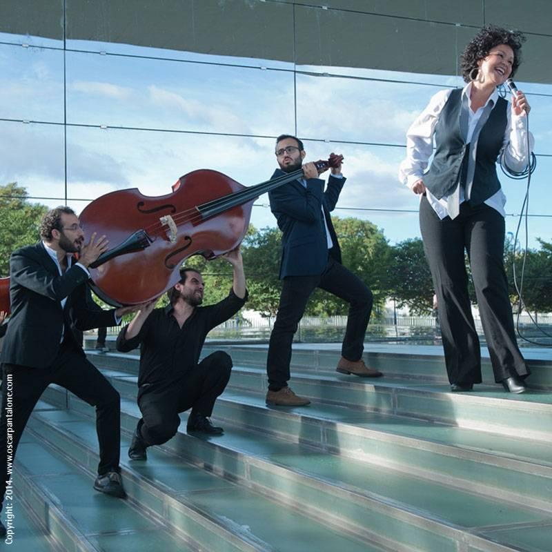 Nat'n Jazz Quartet