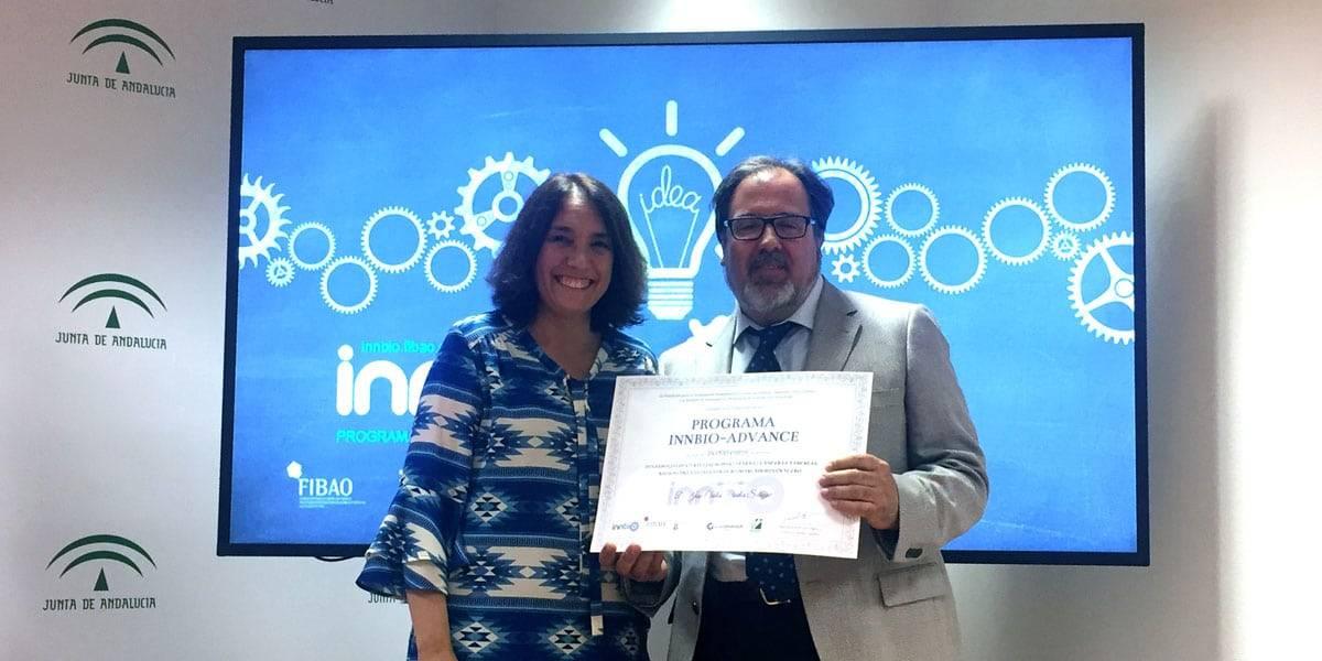 María Luisa Grande Gascón y José Carlos Prados