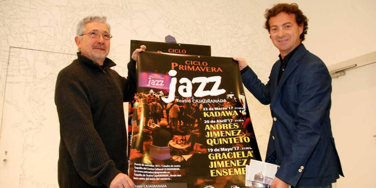Graciela Jiménez Ensemble cierra el ciclo Primavera Jazz de CAJAGRANADA