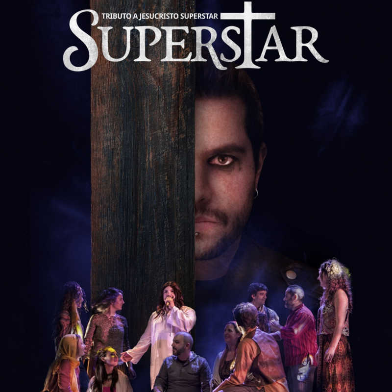 Superstar. Tributo a Jesucristo Superstar