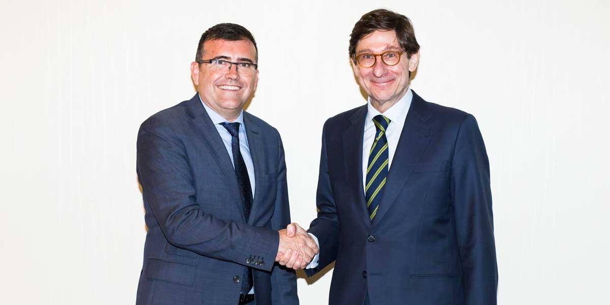 Bankia apoya con 850.000 euros programas sociales  en Andalucía junto a CajaGranada Fundación