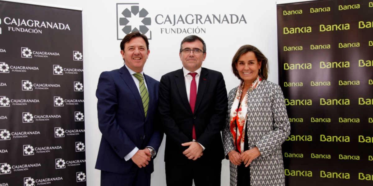 Bankia y CajaGranada Fundación destinan 212.500 euros al programa solidario 'Ayudamos a los que ayudan'