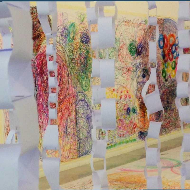 Arte, Inclusión y Transformación II. dpapel, arte colaborativo