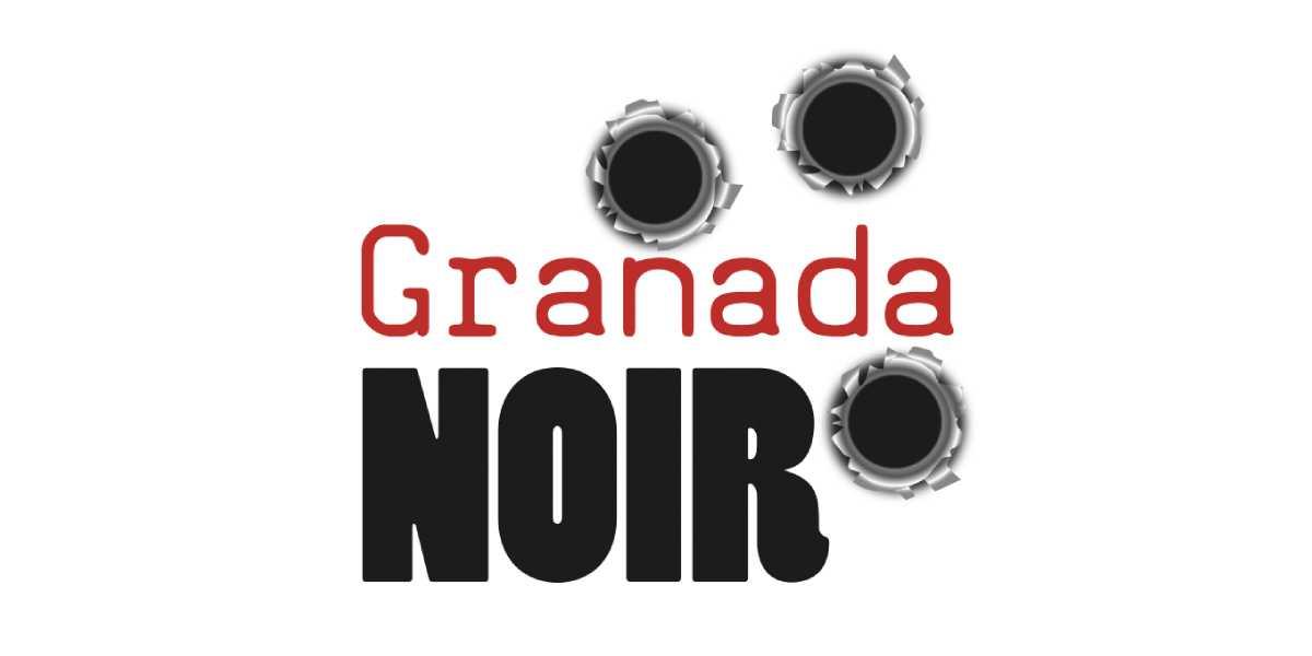 Logo del festival Granada Noir