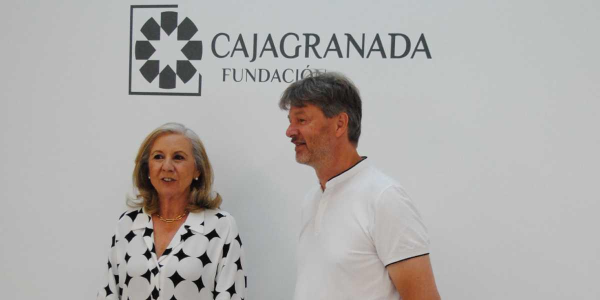 María Elena Martín-Vivaldi y Günter Vogl