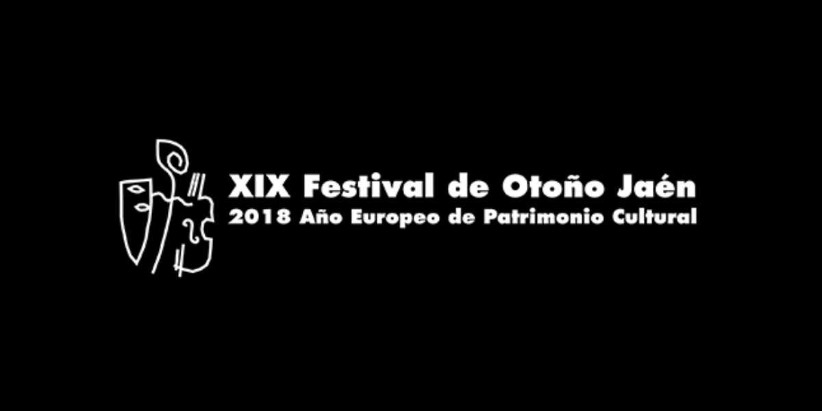 Logo Festival de Otoño Jaén