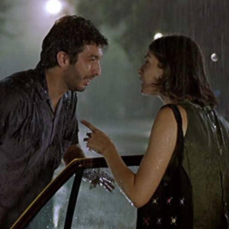 El mismo amor, la misma lluvia