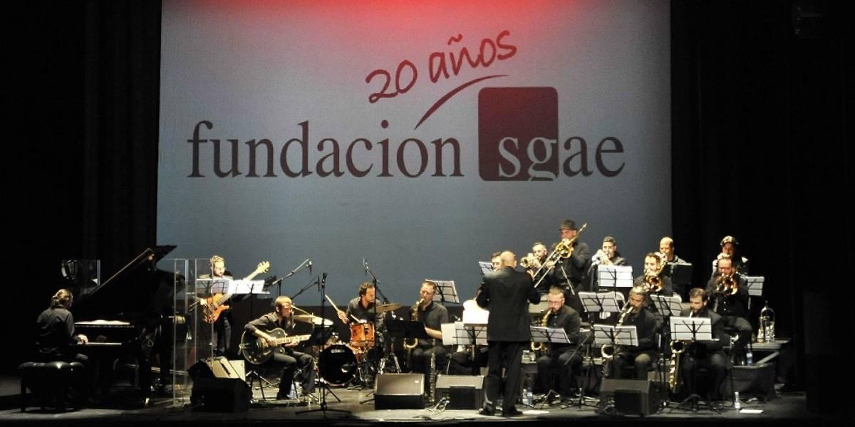 La Fundación SGAE y la Asociación Ool-Ya-Koo abren el V Concurso de composición y arreglos para 'big bands' con la colaboración de Fundación Cajasol y CajaGranada Fundación