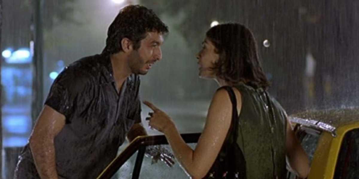 """Fotograma de la película """"El mismo amor, la misma lluvia"""""""