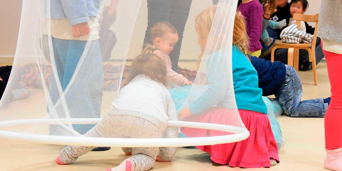"""""""Al museo con bebé"""", iniciativa para disfrutar de la cultura en familia"""