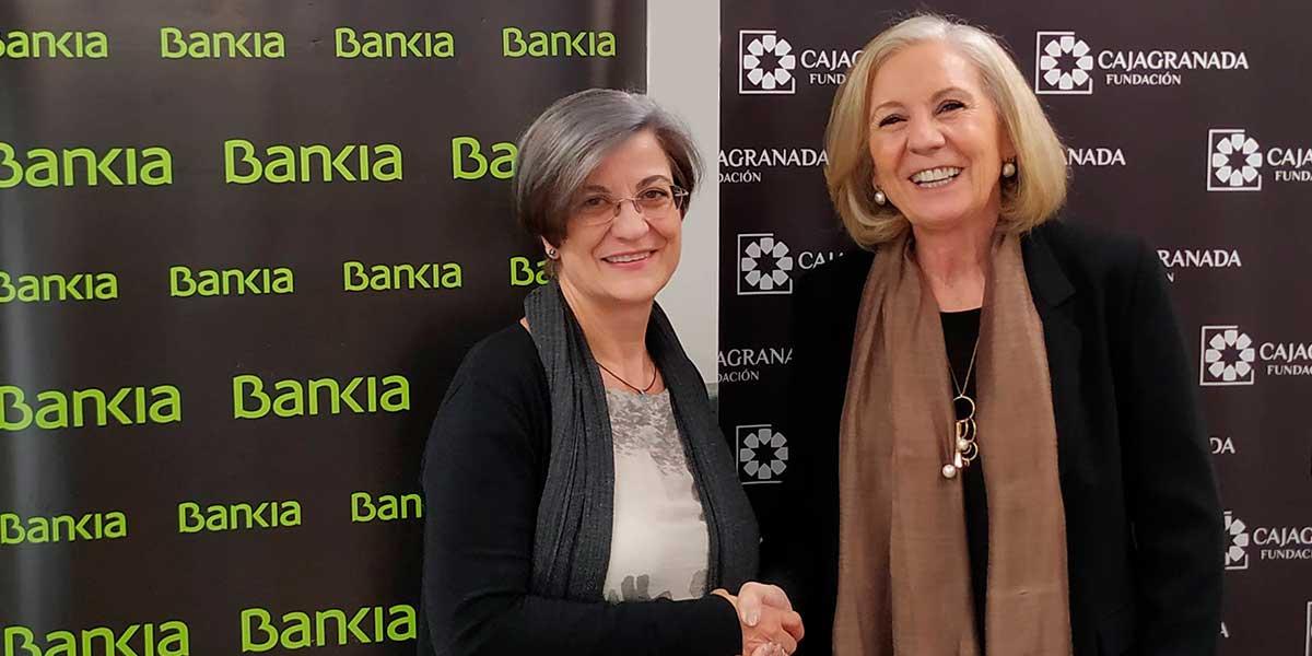 Manuela Martínez y María Elena Martín-VIvaldi