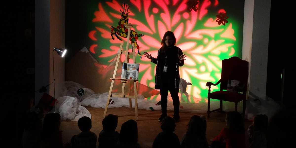 Actividad infantil en el Museo Memoria de Andalucía