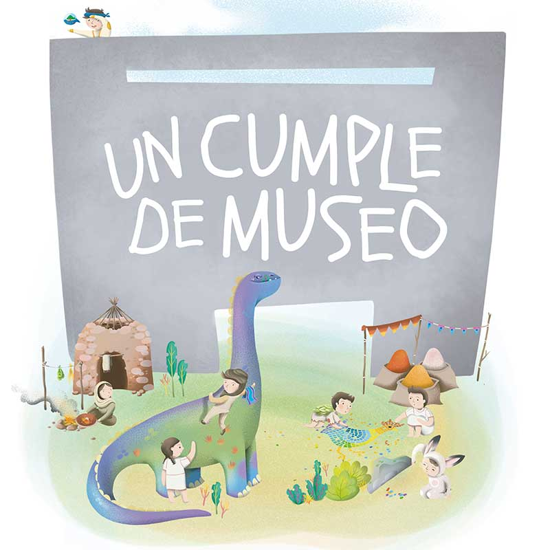 Ilustración del Centro Cultural Memoria de Andalucía