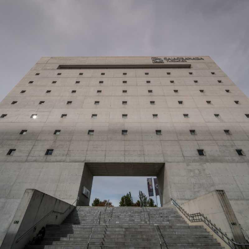 Edificio Pantalla del Centro Cultural Memoria de Andalucía