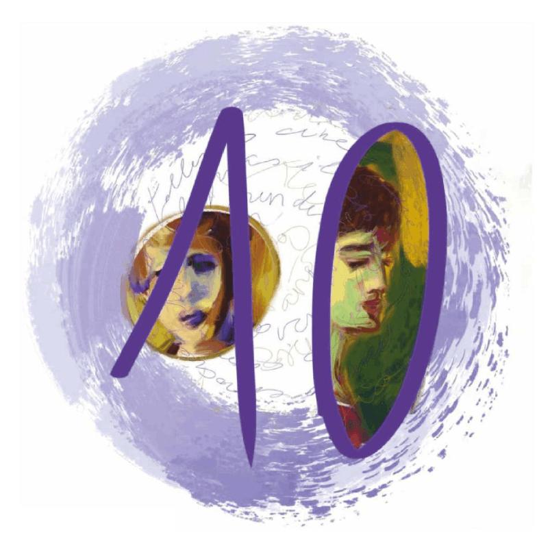 Detalle del cartel de la exposición 10 años de emociones