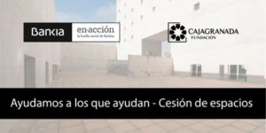 Vista de la Plaza de las Culturas del Centro Cultural Memoria de Andalucía