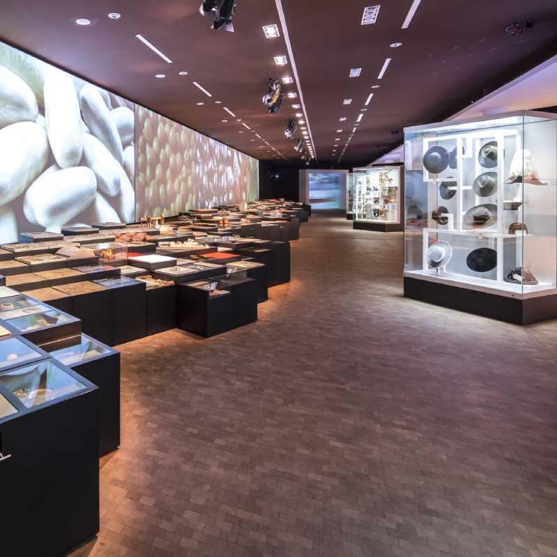 Sala del Museo Memoria de Andalucía