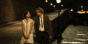 """Fotograma de la película """"Medianoche en París"""""""