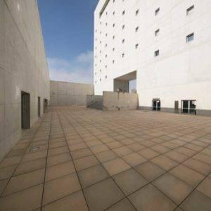 Plaza de las Culturas del Centro Cultural Memoria de Andalucía