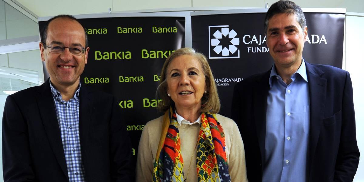 Gustavo Gómez, María Elena Martín-Vivaldi y Jesús Lens