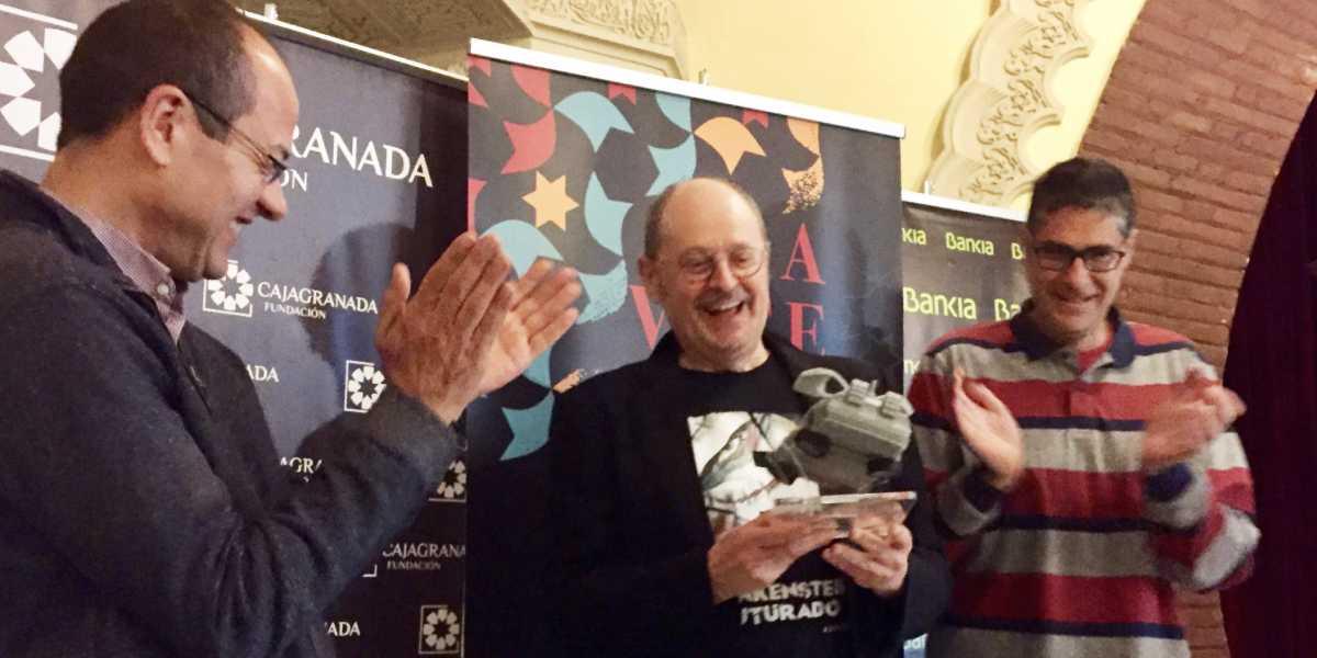 Gustavo Gómez, Fernando Marías y Jesús Lens