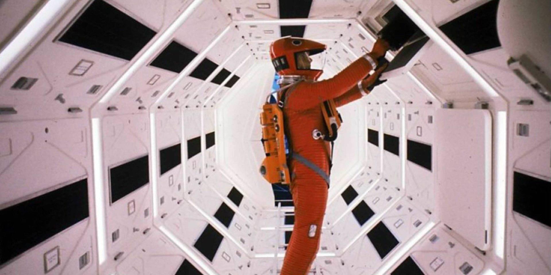 """Fotograma de la película """"2001: Una odisea del espacio"""""""
