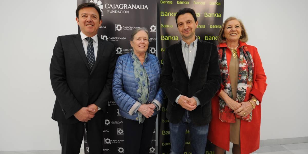 Joaquín Holgado, Carolyn Richmond, Manuel Gómez Ros y María Elena Martín-Vivaldi