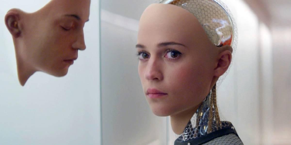 """""""Ex Machina"""" o el amor en los tiempos robóticos, en AulaCine CajaGranada"""