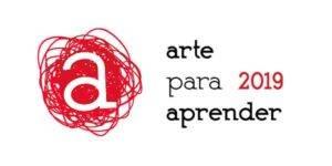 """Marca de la exposición """"Arte para aprender 2019"""""""