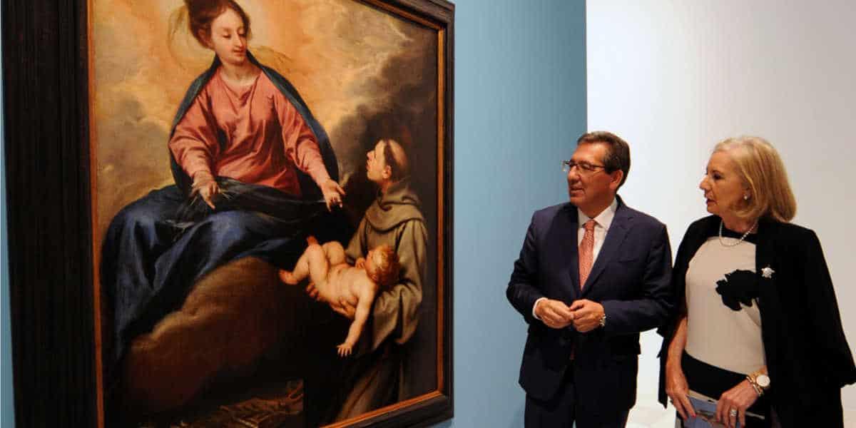 """El Centro Cultural Memoria de Andalucía acoge la exposición """"Barroco. Colección Cajasol"""""""