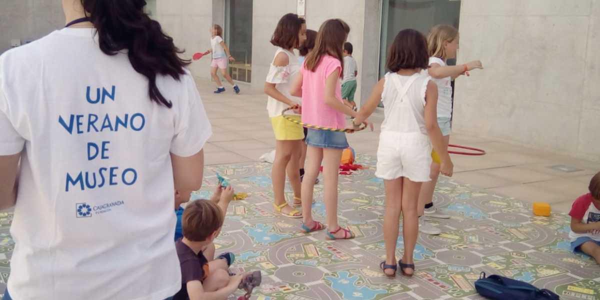 El Museo de la Memoria de Andalucía vuelve a facilitar la conciliación laboral y familiar este verano