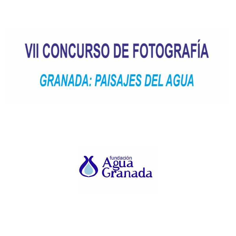 Exposición de las obras del VII Concurso de Fotografía de Fundación AguaGranada