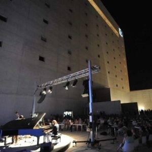 Concierto de Jazz en la Plaza de las Culturas