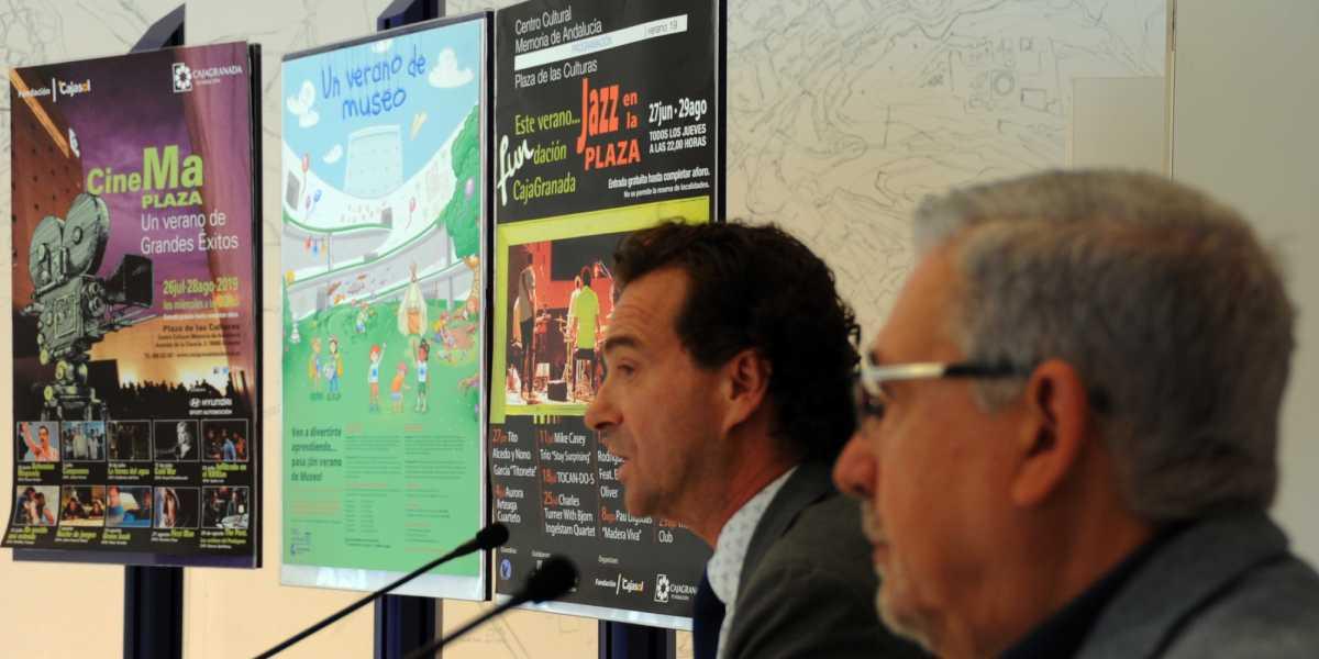 Francisco Bueno y Guillermo Morente