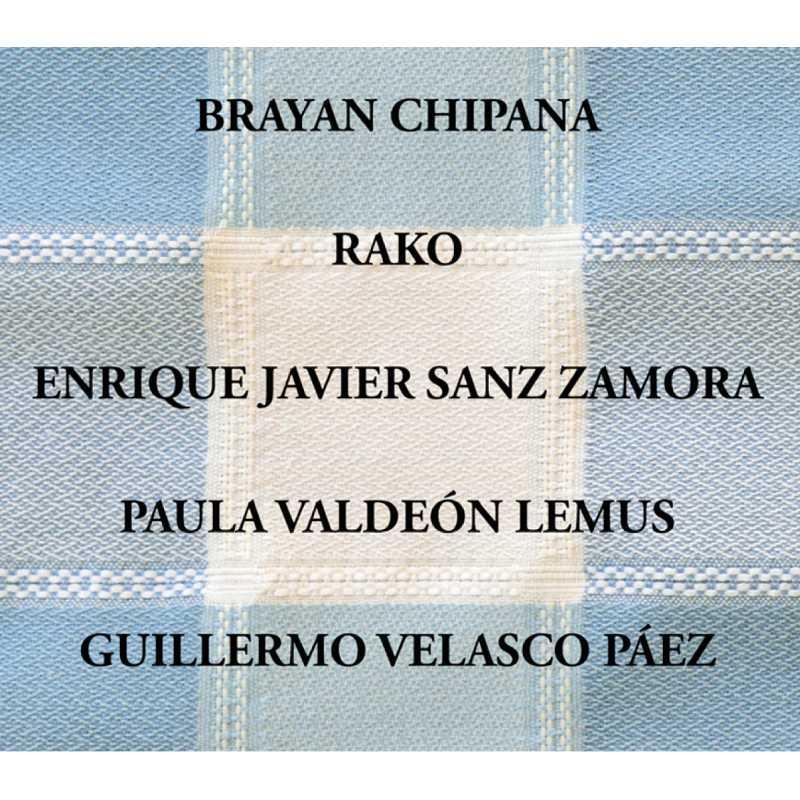 Nombres de los artistas de la exposición 'Promoción Diecisiete'