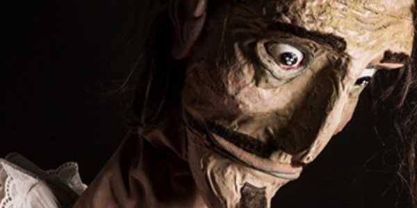 Detalle de una marioneta