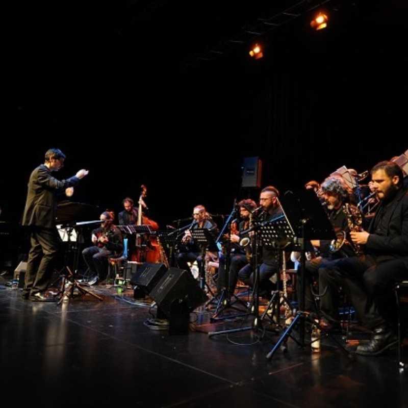 Concierto de clausura del VI Concurso de composición y arreglos para big band