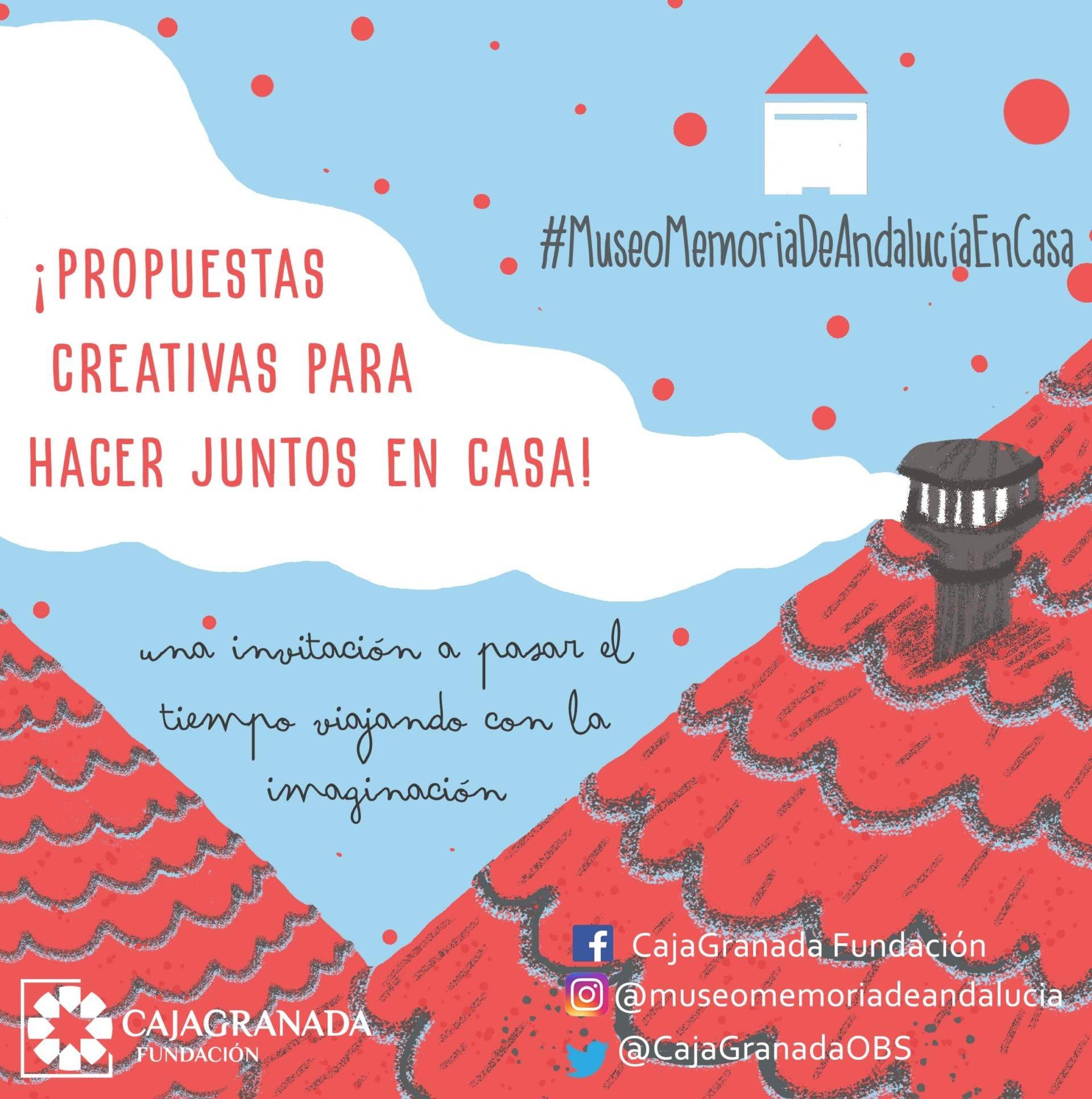 El Museo Memoria de Andalucía en casa