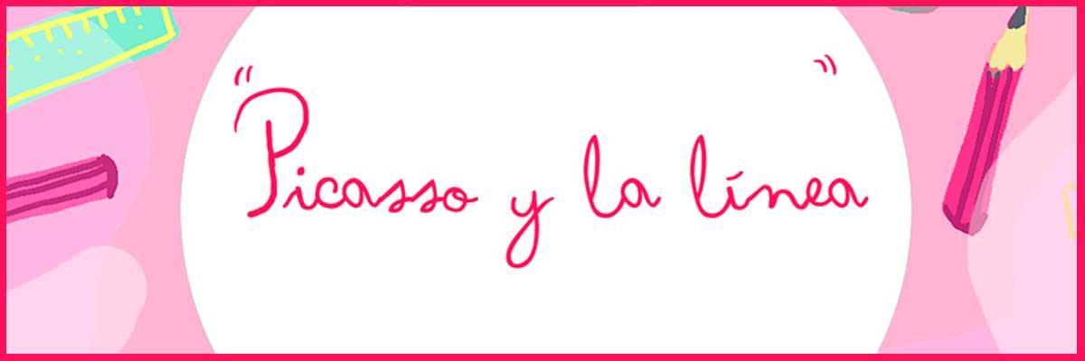 Actividad del programa 'El Museo en casa': Picasso y la línea