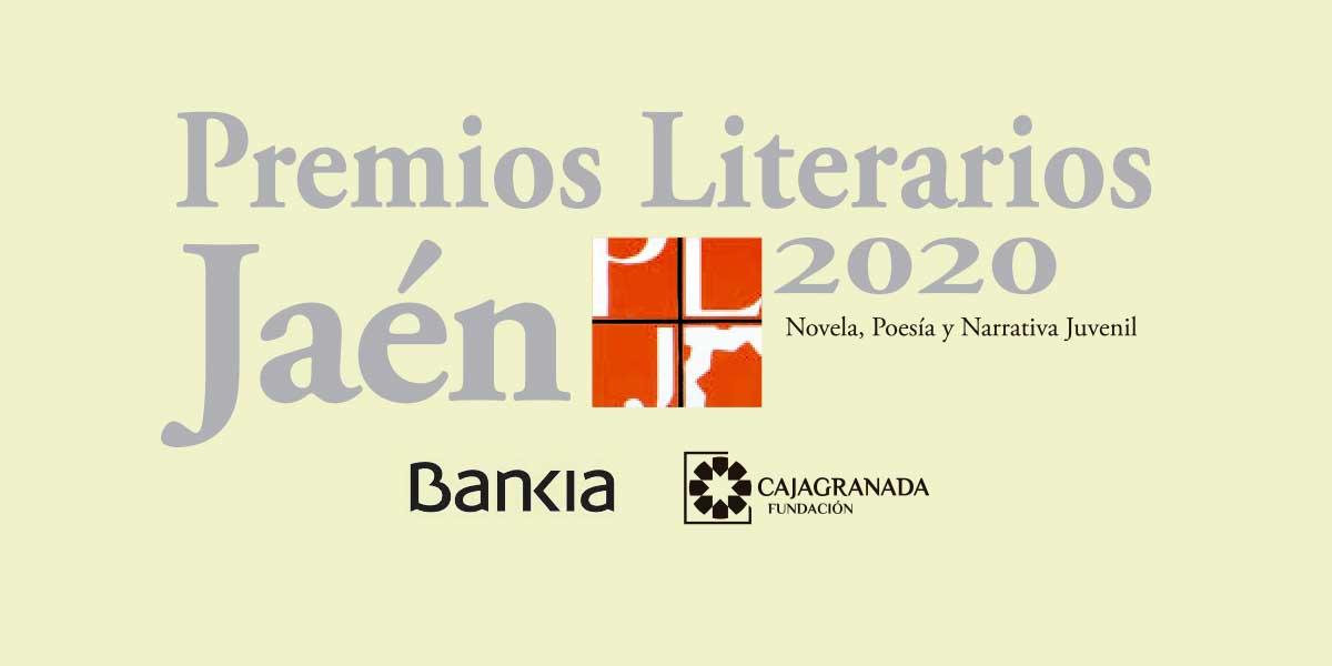 XXXVI Premios Literarios Jaén 2020