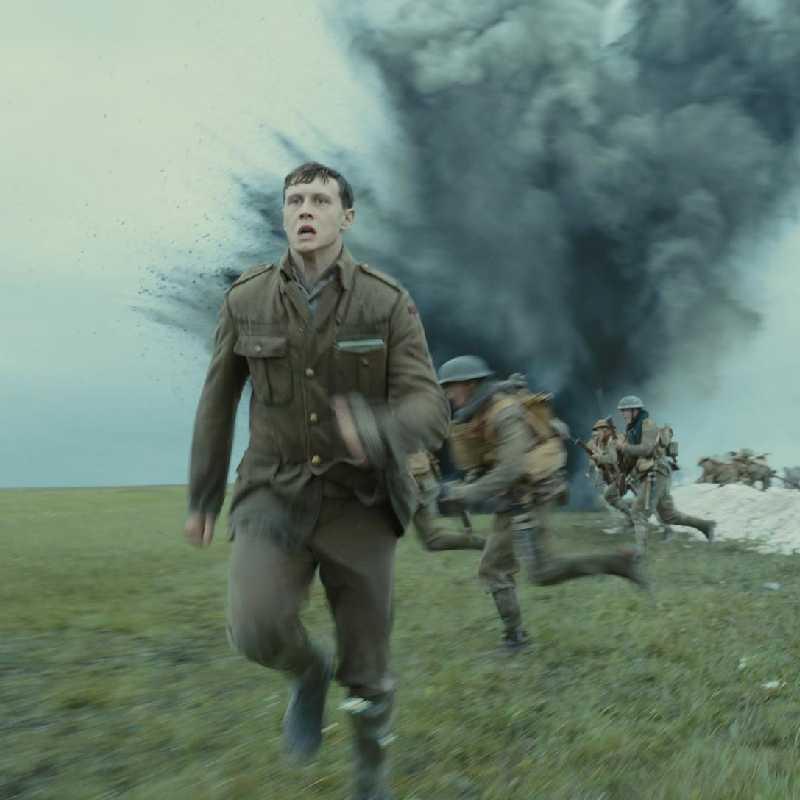 Fotograma de la película '1917'