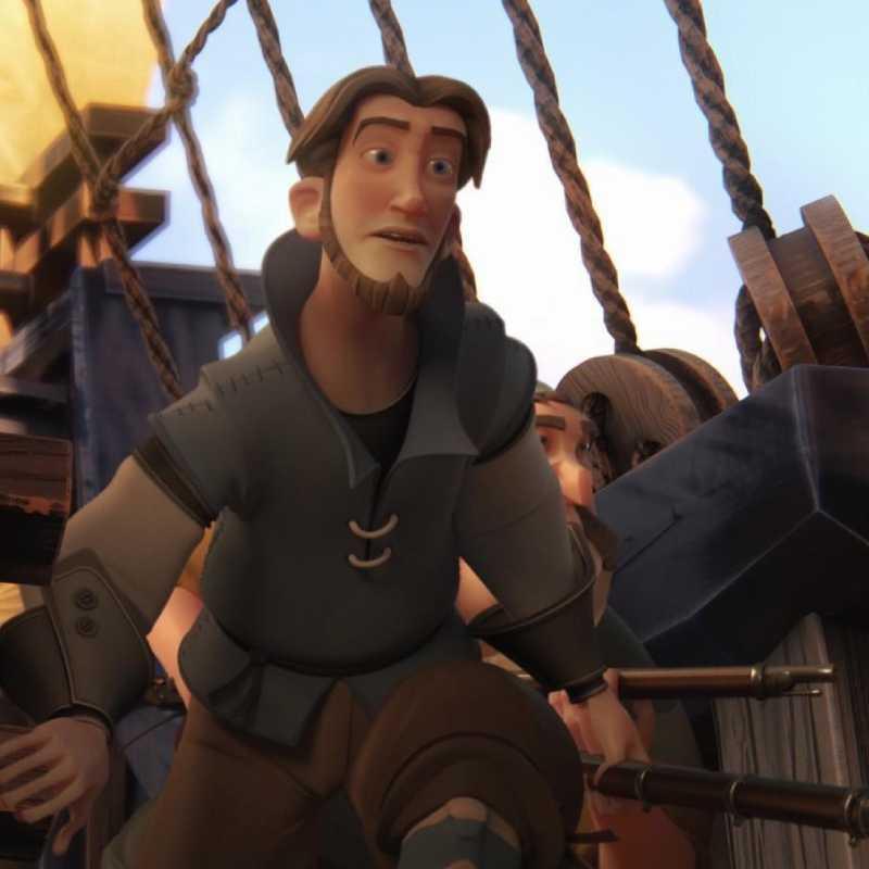 Fotograma de la película 'Elcano y Magallanes. La primera vuelta al mundo'