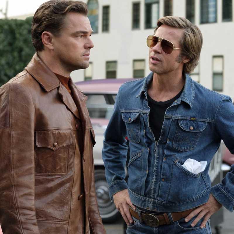 Fotograma de la película 'Érase una vez en... Hollywood'