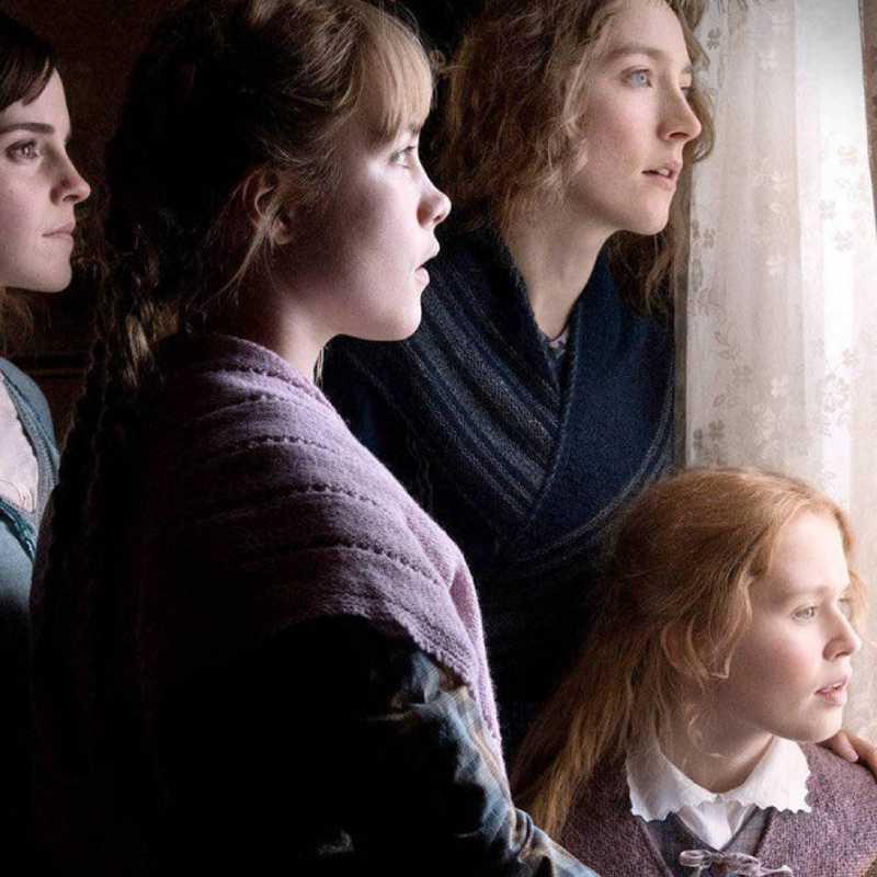 Fotograma de la película 'Mujercitas'