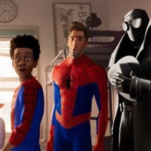 Fotograma de la película 'Spider-Man: Un nuevo universo'
